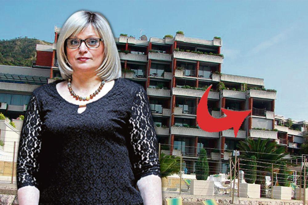 JORGOVANKA ŠOKIRANA: Crnogorci mi podmeću sitnog lopova!