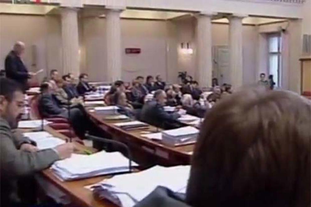 UZBUNA U HRVATSKOJ: SDP promenio Zakon o izboru predsednika, HDZ napustio Sabor!