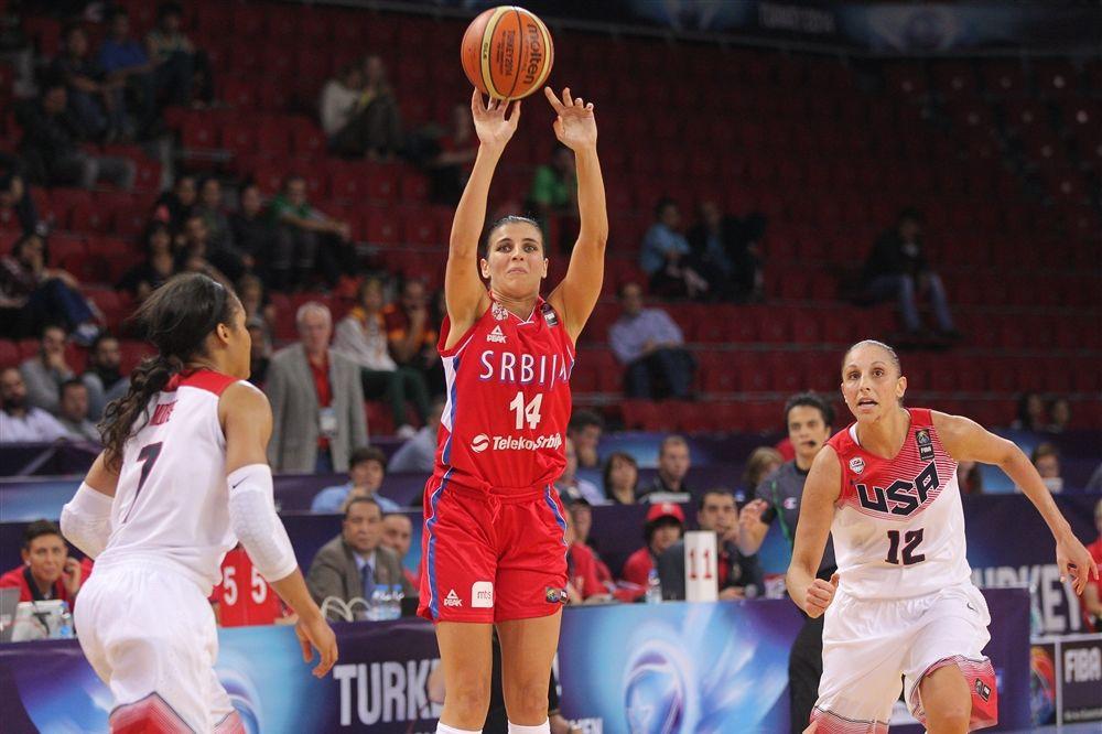 Ana Dabović treća najbolja evropska košarkašica u 2014.