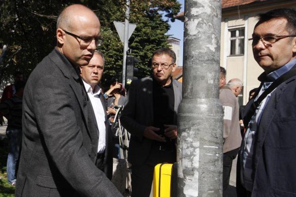 Novi Sad dobio zvučne semafore za slabovide!