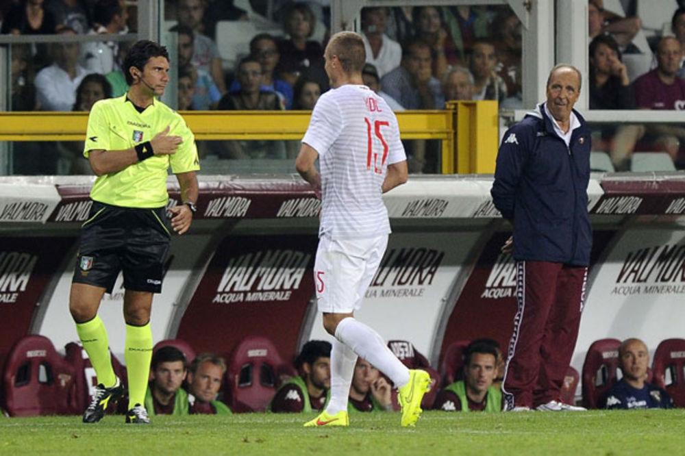ITALIJANI OPLELI PO SRBINU: Vidić igra za Inter, a donosi sreću Milanu i Juventusu