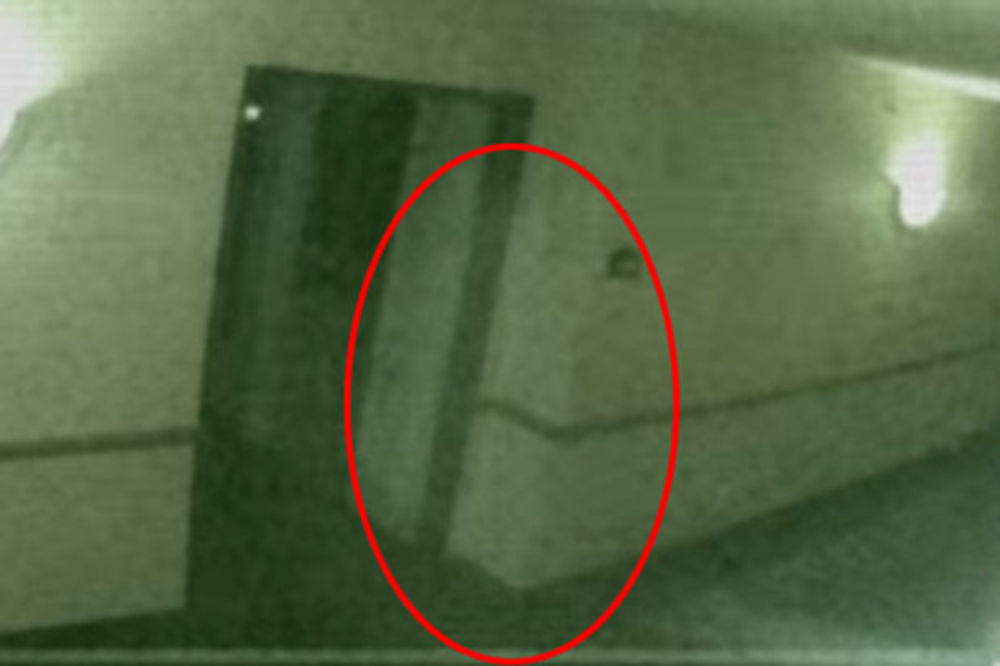 MISTERIJA VRISKA IZ PRAZNE SOBE: Duh ide kroz hotel, dok treperi svetlo u hodniku! (VIDEO)