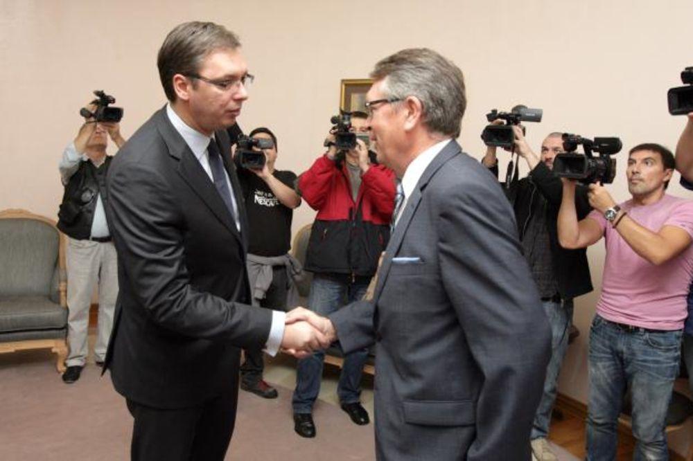 VUČIĆ I ČEPURIN: Potvrđeno! Putin u Beogradu 16. oktobra!