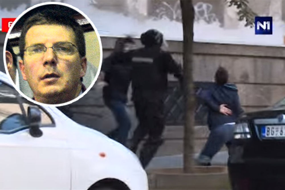Žandarm Fleka tukao Andreja Vučića