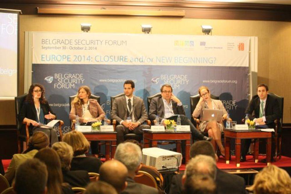 Počeo Beogradski bezbednosni forum