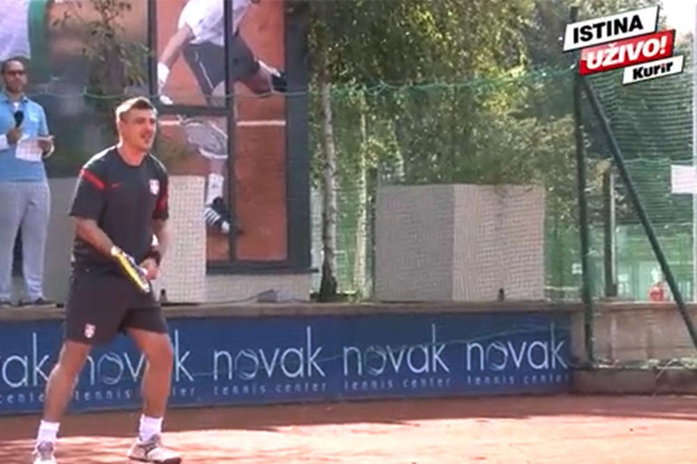 ADRIA MEDIA VIDEO Teniski turnir poznatih: Spoj zabave, humanosti i fer-pleja