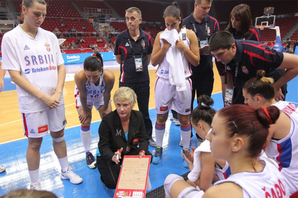 EMOTIVNA MARINA MALJKOVIĆ: Pobeda za Srđana Sarića. Trenirao je sve ove devojke!