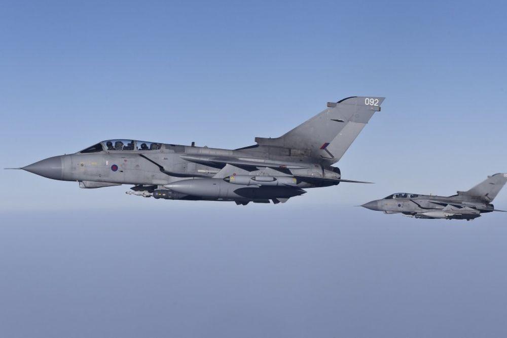 NOVI NAPADI: Britanski RAF prvi put bombardovao ciljeve ISIL u Iraku