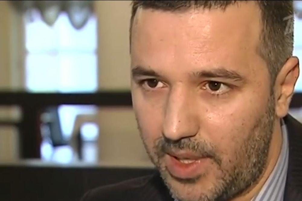 Marko Milošević (Foto: Printscreen Youtube)