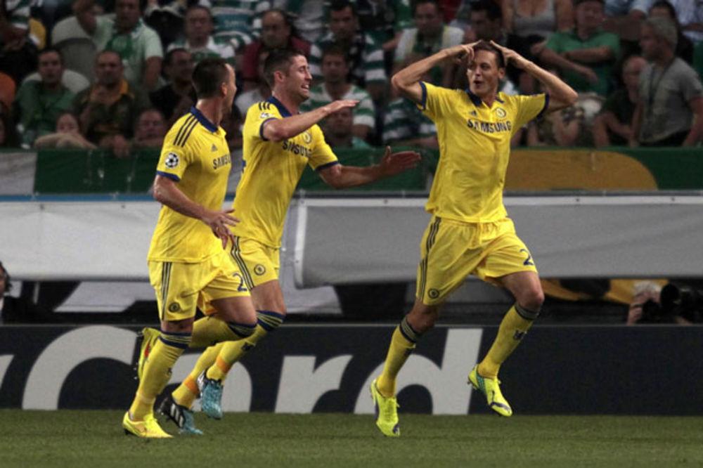 (FOTO, VIDEO) MATIĆ SRUŠIO SPORTING: PSŽ bez povređenog Ibrahimovića dobio Barsu