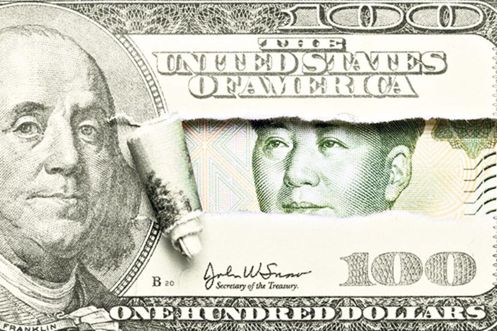 MONETARNI UDAR: Kinezi odlučili da unište dolar
