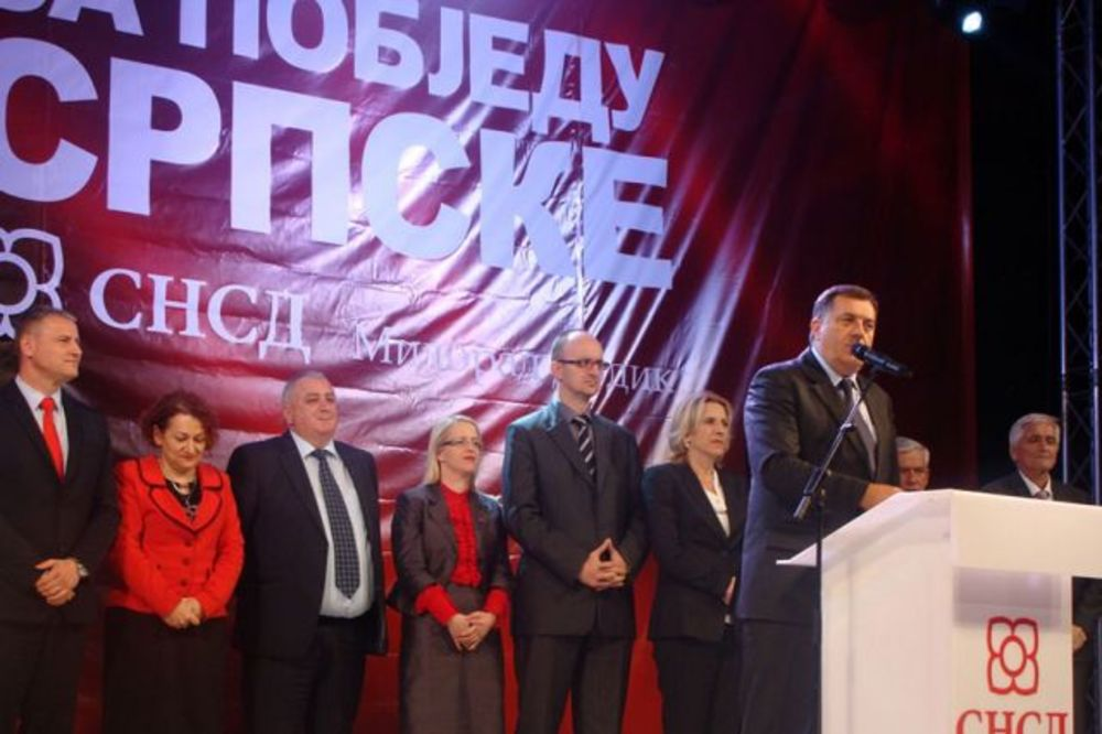 Dodik: Za mirnu i stabilnu Srpsku