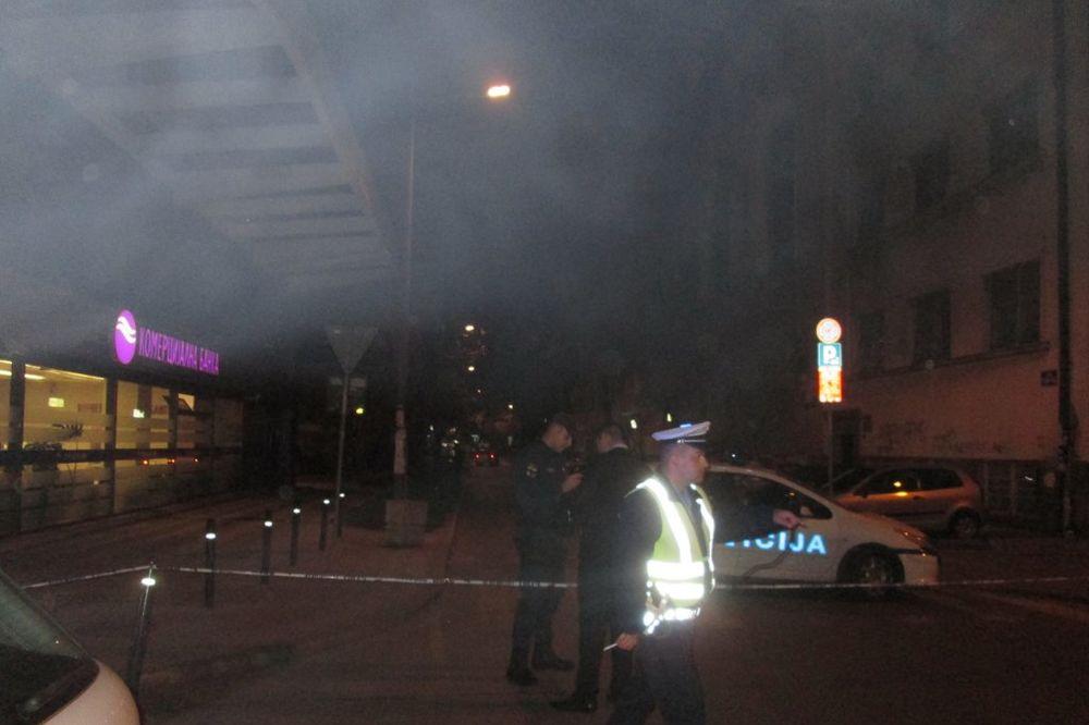 SUMNJIVI KOFER: Evakuisan hotel u centru Novog Sada!