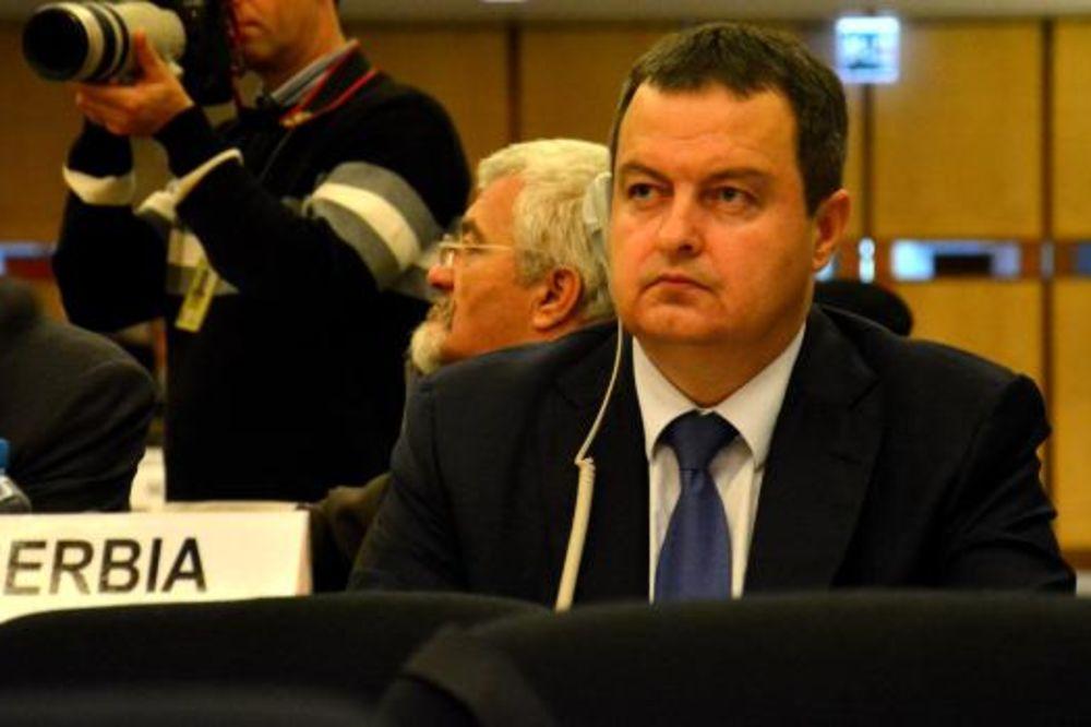 ŽENEVA: Dačić razgovarao sa Guterešom o problemima izbeglica
