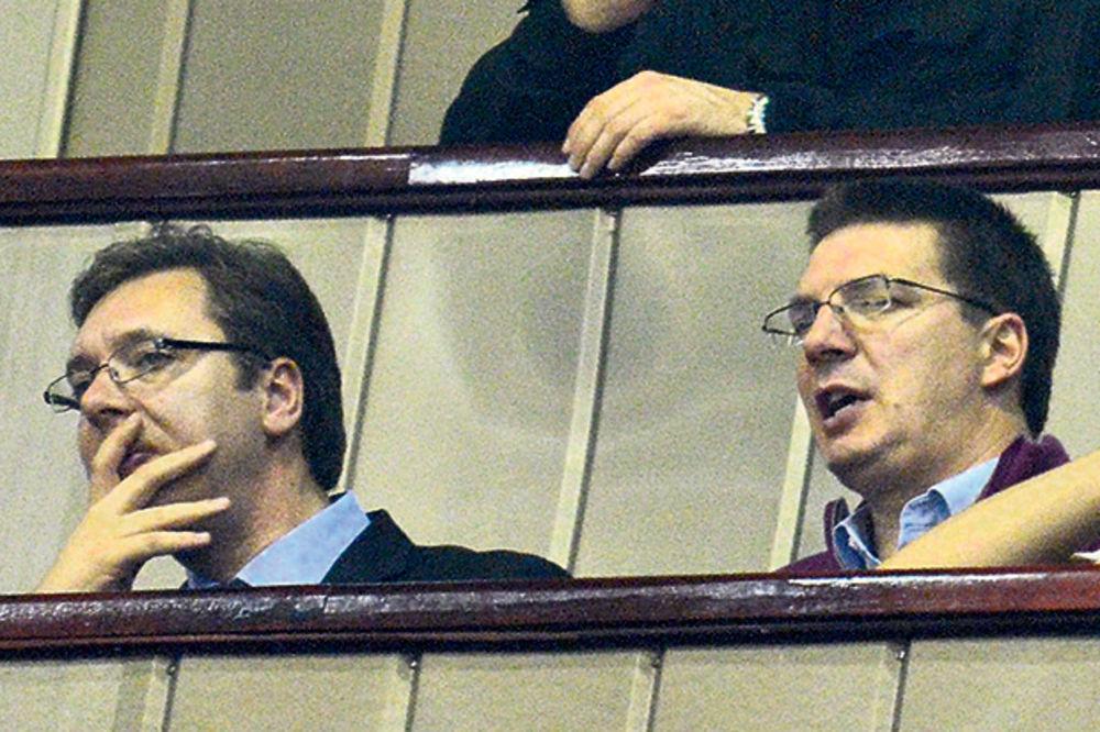 Sačekuša za Andreja - poruka premijeru Vučiću?