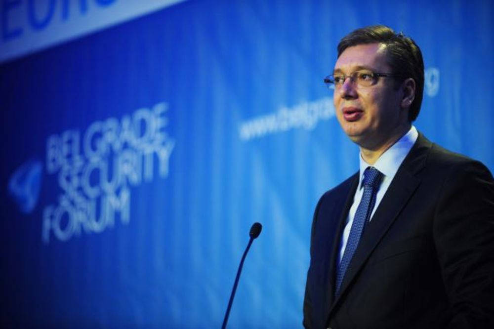 Vučić: O incidentu u vezi s mojim bratom dobićete sve nakon istrage