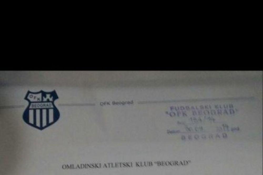 IZBAČENI: Fudbalski klub OFK Beograd isterao atletičare sa stadiona