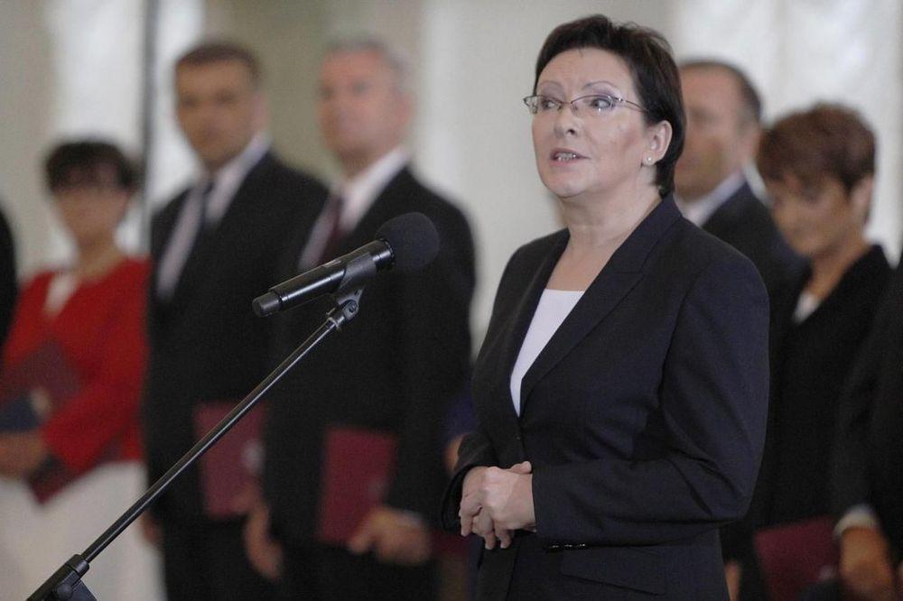 EVA KOPAČ: Učinićemno sve da obezbedimo veće američko vojno prisustvo u Poljskoj