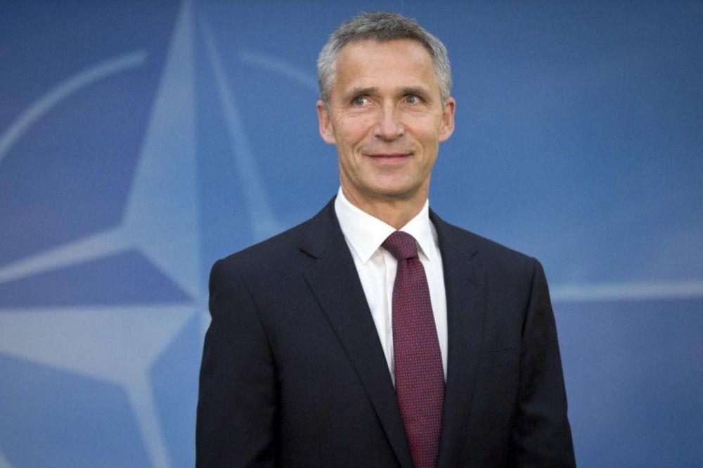 STOLTENBERG PRED NOVINARIMA: Snažan NATO je preduslov za bolje odnose s Rusijom