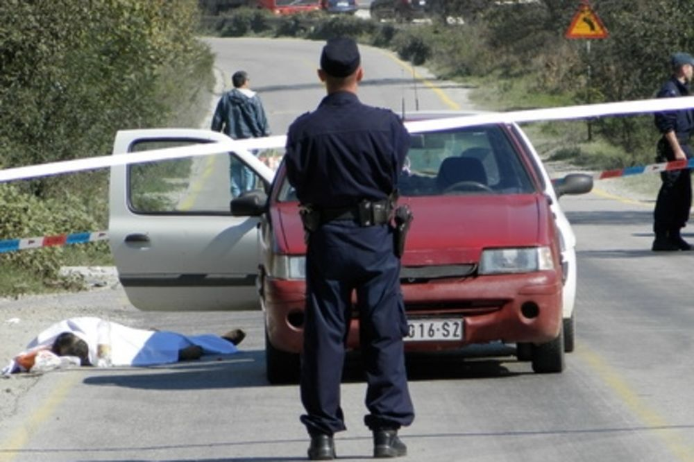 METAK U SRCE: Ubio drugog vozača zbog 1.000 dinara štete!