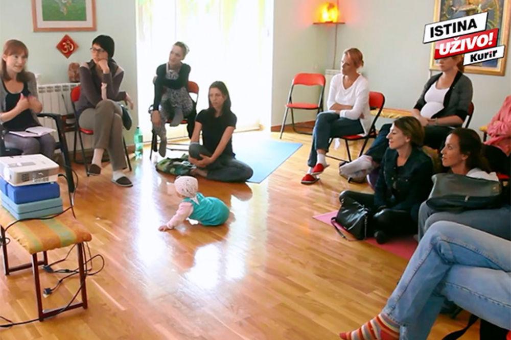 POGLEDAJTE VIDEO ADRIA MEDIE: Seks posle porođaja!
