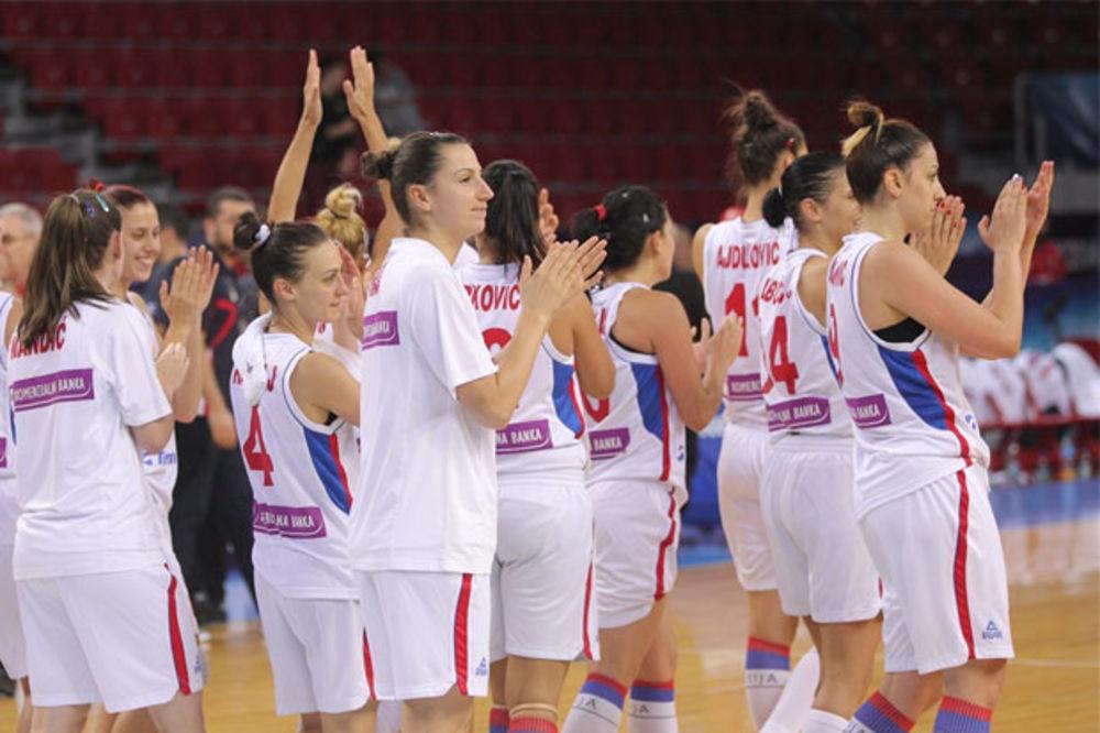 UŽIVO: Borba za četvrtfinale, Srbija - Kuba 20.30