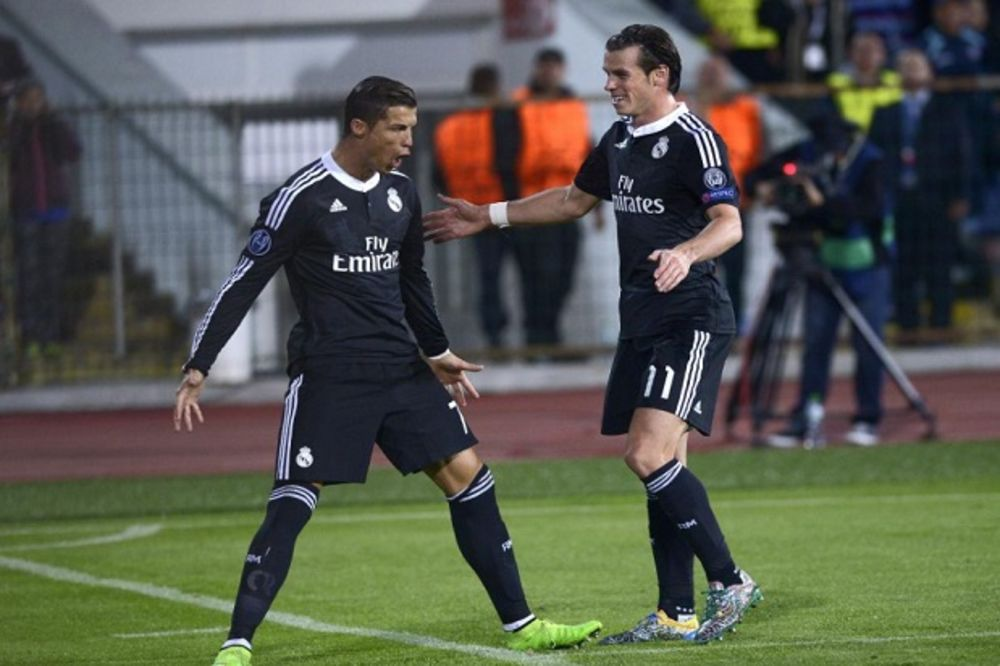 (VIDEO) PLJUŠTE GOLOVI: Preokret Reala, pet golova u Londonu