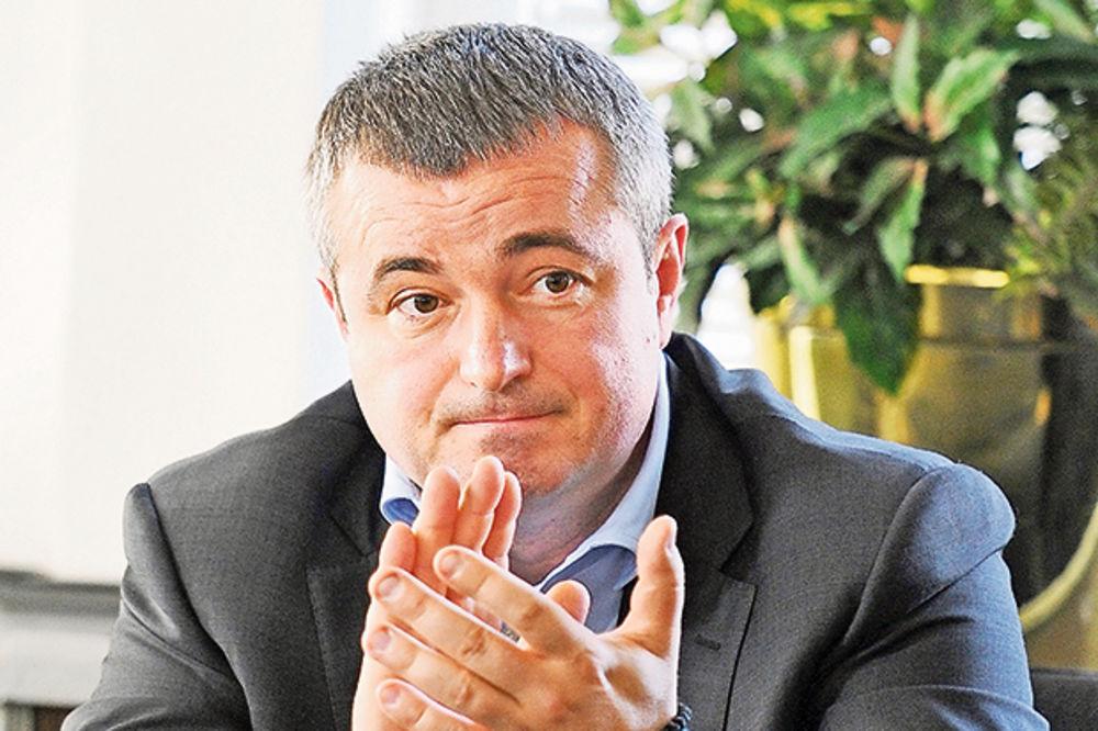 Bajatović: Hoćemo status kao Finska