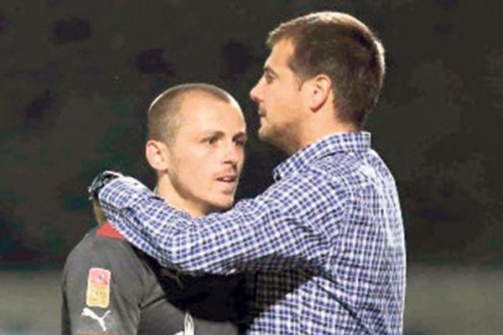 Miloš Bosančić: Gol prvenac čuvam za Partizan!