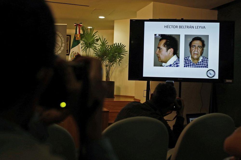MEKSIKO: Uhapšen jedan od najtraženijih narko bosova