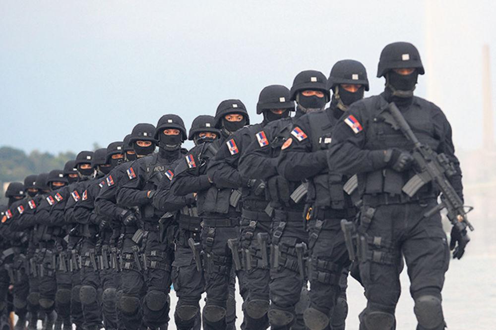 JAČI OD DRŽAVE: Žandarmerija iz Niša je novi JSO!