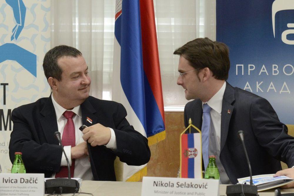 Selaković: Sa Ivicom Dačićem sarađujem vrlo korektno