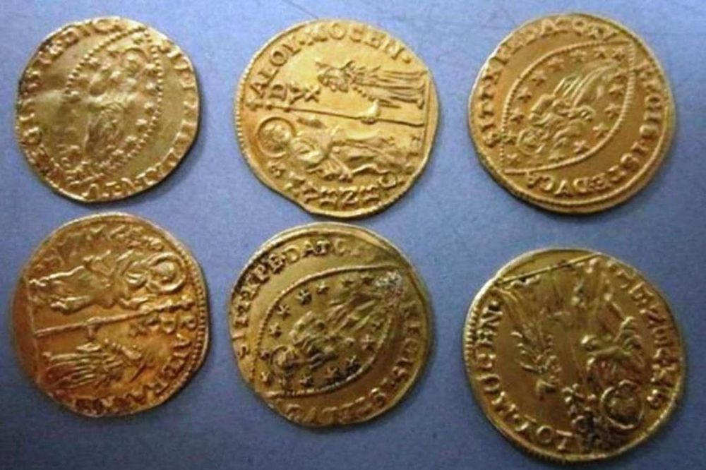 HORGOŠ: Sprečen šverc kovanog novca, zlatnika i poštanskih markica!