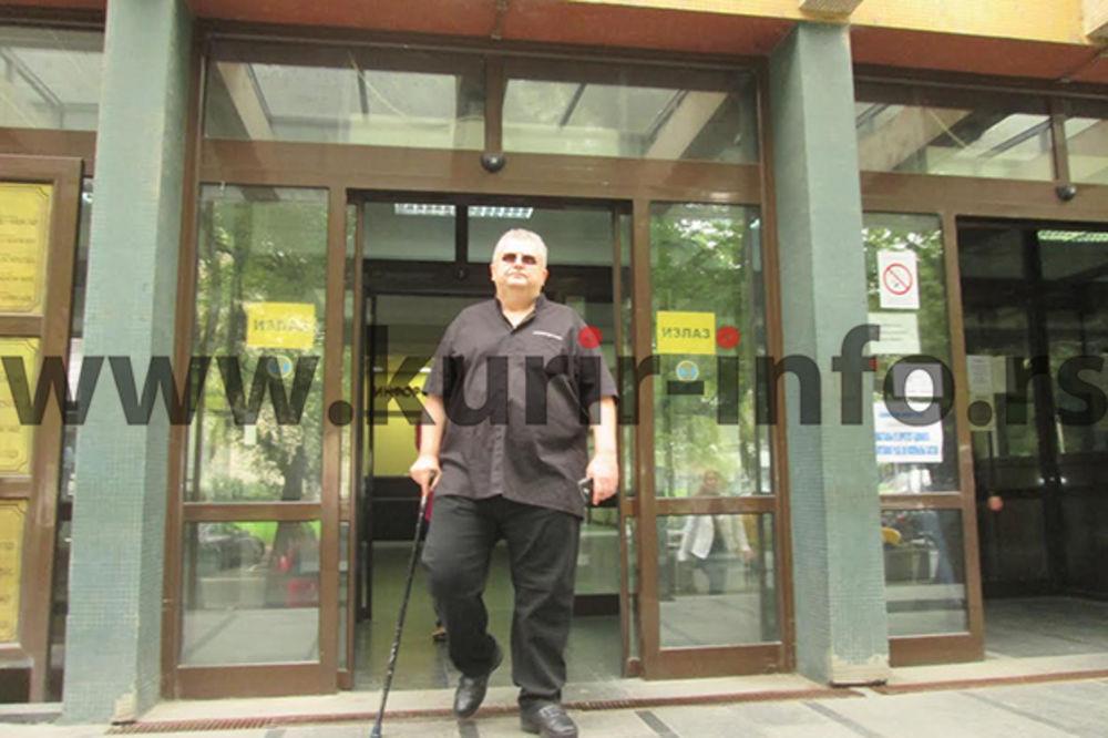 PREBIJANJE LEŠANOVIĆA: Štrajk advokata odložio suđenje Čanku!