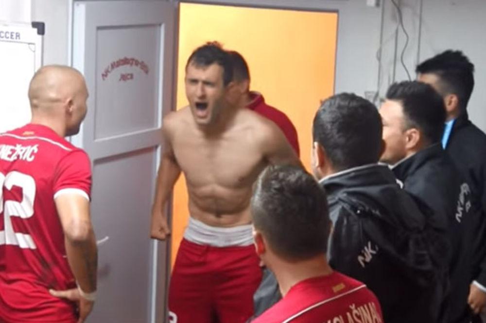 (VIDEO) URNEBESNO: Pogledajte haku fudbalera iz Jajca na bosanski način!
