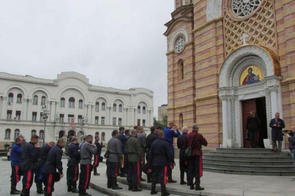 UMETNICI BANJALUCI: Srbi, Rusi i Francuzi u znak sećanja na Veliki rat