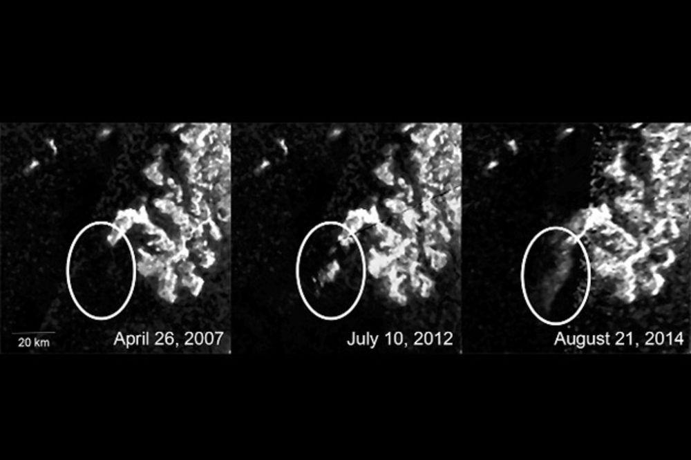 MISTERIJA: Magično ostrvo na Titanu