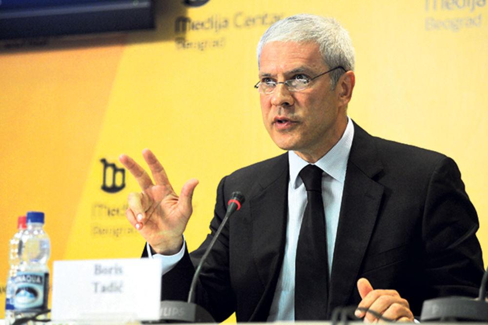 NDS OD DANAS SOCIJALDEMOKRATSKA STRANKA: Boris Tadić izabran za predsednika