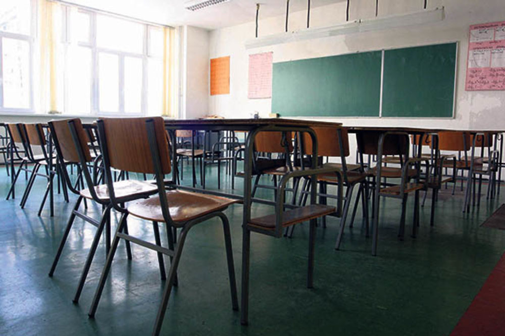 PROTEST PROSVETARA: U Beogradu radi 89 odsto škola!