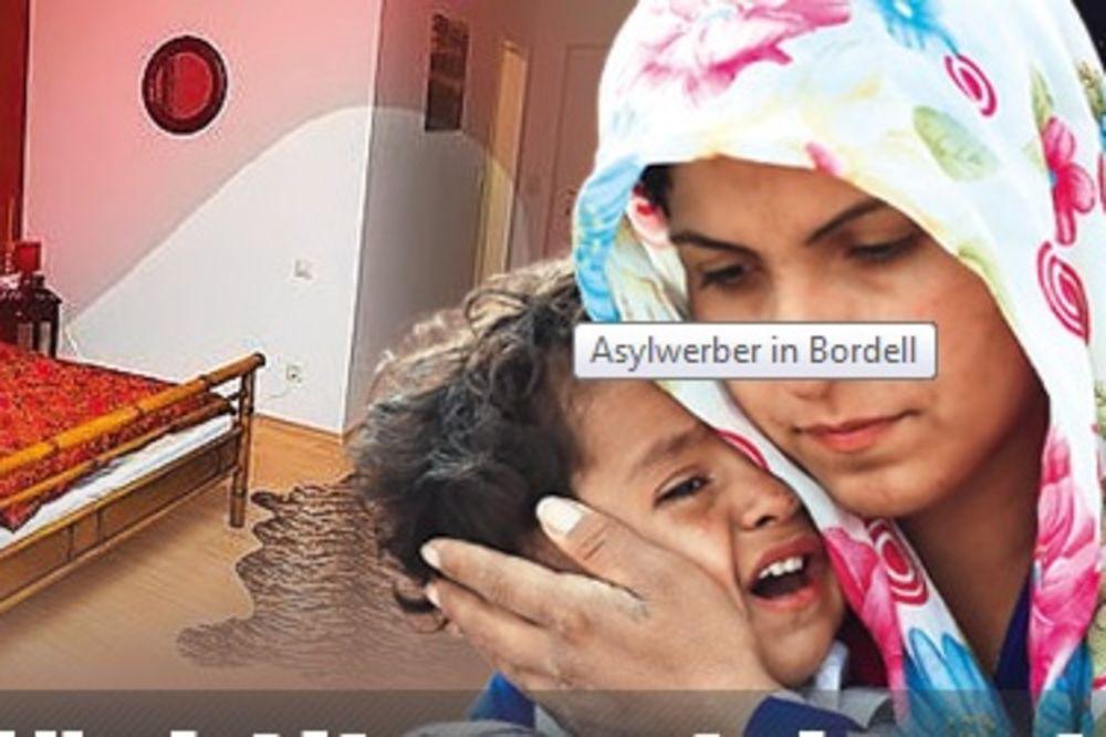 PREBUKIRANI: Austrija smešta izbeglice i po bordelima!