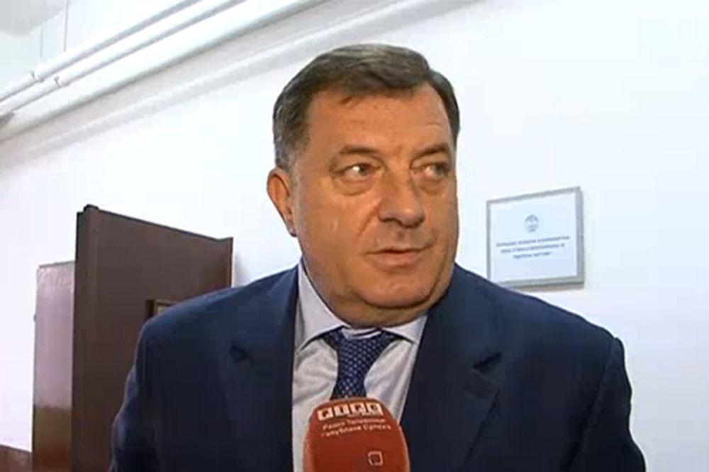 MILORAD DODIK: Uskoro formiranje Vlade Republike Srpske