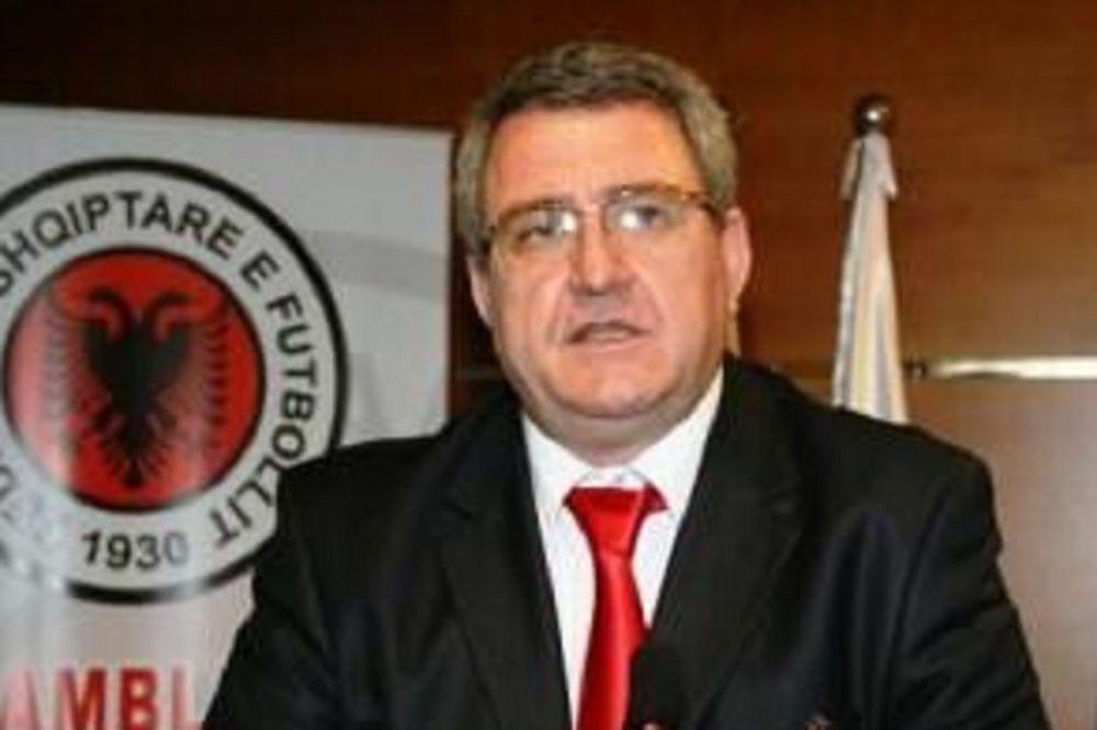 ZOVE SRBE: Prvi čovek albanskog fudbala kaže da su gostujući navijači dobrodošli u Tiranu
