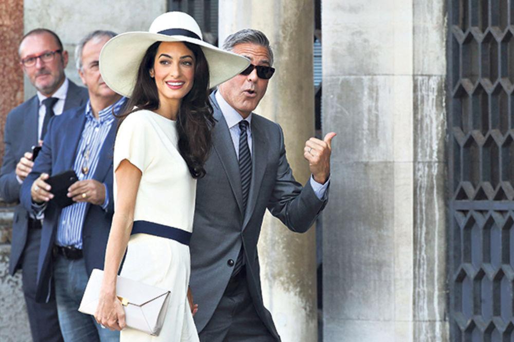 NE ODRIČE SE MOMAČKOG ŽIVOTA: Razvodi se Džordž Kluni?