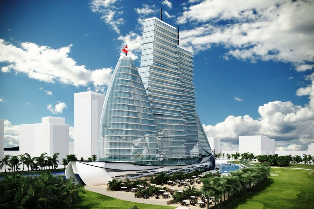 PRE PUTA U SVEMIR SA DIKAPRIOM: Ruski milijarder pravi bolnicu u obliku jedrenjaka!