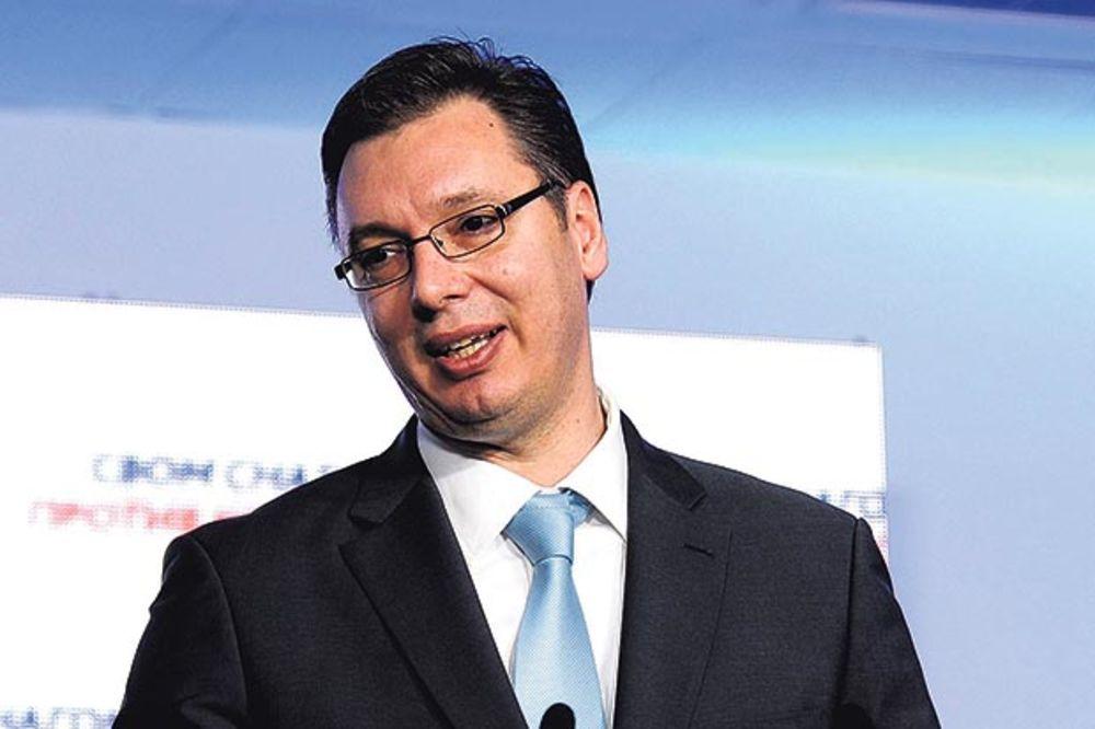 Vučić: Veće plate i penzije možda i ove godine