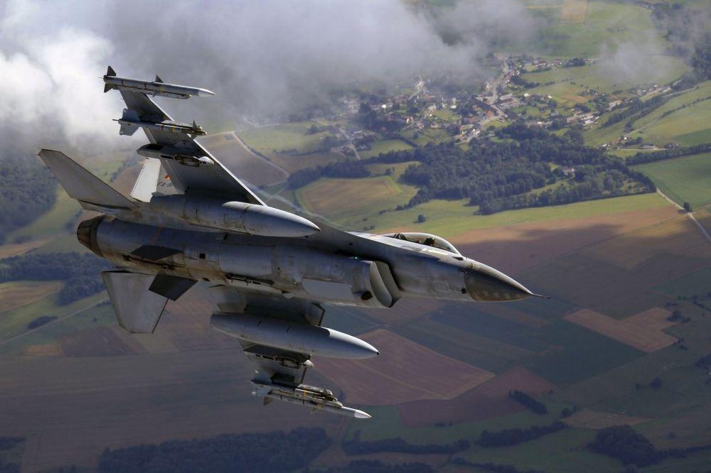 F-16, Foto: Reuters