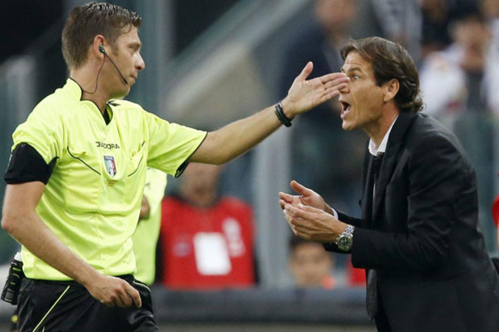 BLOG UŽIVO: Garsija: Ne zanima nas Juventus