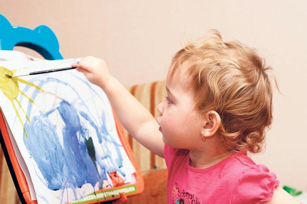Roditelji Obratite Pažnju Evo šta Crtež Vašeg Deteta Može