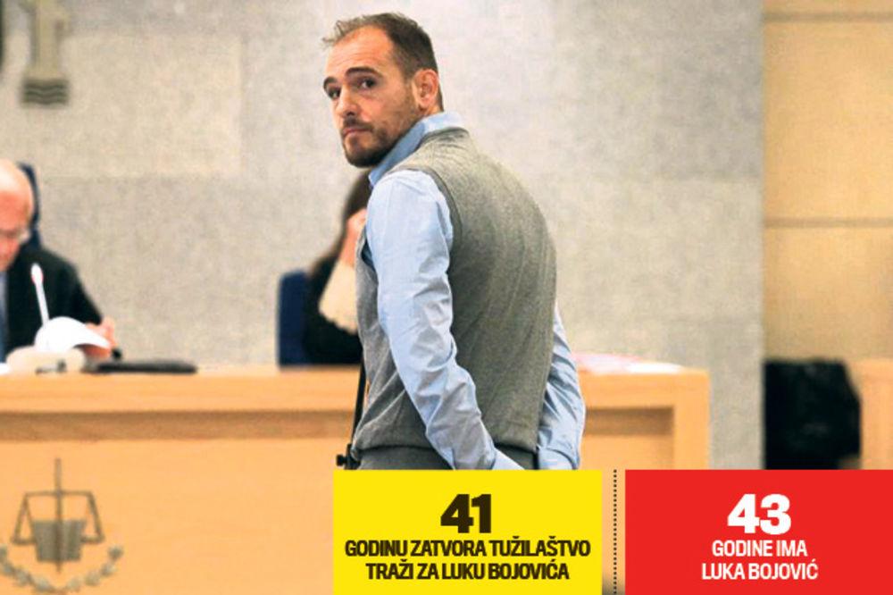 LUKA BOJOVIĆ: Tako mi boga, nisam ubio Milana Jurišića