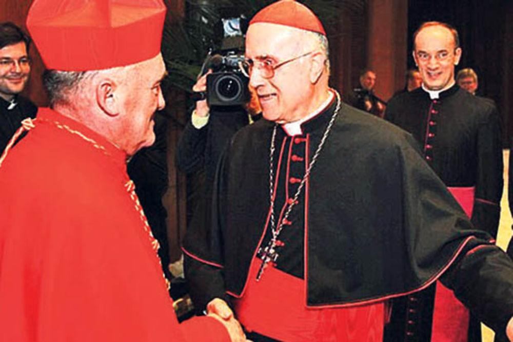 ŠOK: Kardinal skrivao sveštenika pedofila